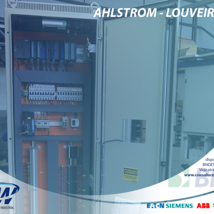 AHLSTROM – PAINEL CCM